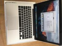MacBook Pro 13 inch Early 2015 2.9 i5 16GB 512GB SSD perfect condition