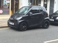 Rare Smart Passion with Sports Brabus Body Kit