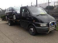 2002 Ford Transit Recovery Tow Truck Lwb 2.4 Diesel 125bhp READY FOR WORK