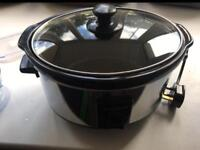 Morphy Richards 3.5 litres slow cooker