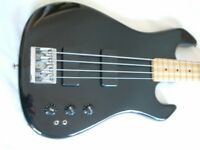 Gordy Blueshift deluxe electric bass guitar - England - '80s - Fender Precision homage