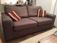 Three Seater Sofa - good conditions