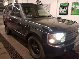 RANGE ROVER VOGUE 2004. ALL PARTS AVAILABLE