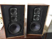 Vintage speakers Marsden Hall