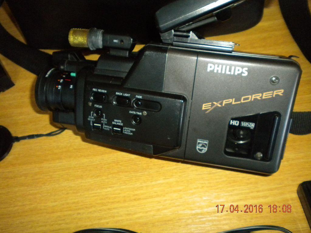 Philips Explorer Camcorder In Swindon Wiltshire Gumtree