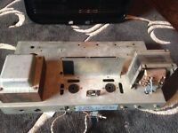 Hand wired tube amps kits. VOV AC4 (1950s) Marshall Plexi, Fender Baby bassman