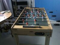 Table football,wee bit of wear otherwise fine.