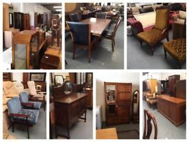 ** SOME FURNITURE, CHAIRS, SOFA'S & OTHER ITEMS FOR SALE **
