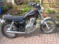 1994 Suzuki gn250