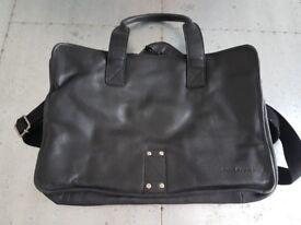 Black Smith & Canova Laptop Bag