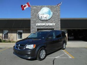 2016 Dodge Grand Caravan SE/SXT! LOOK! FINANCING AVAILABLE!