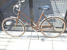 Gorgeous Vintage Lightweight Dutch style 3 speed bike, serviced