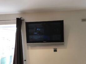 """37"""" Panasonic LCD TV"""