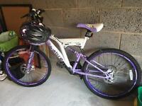 Sabre sport bike