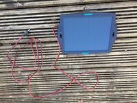 Oxford solar battery charger