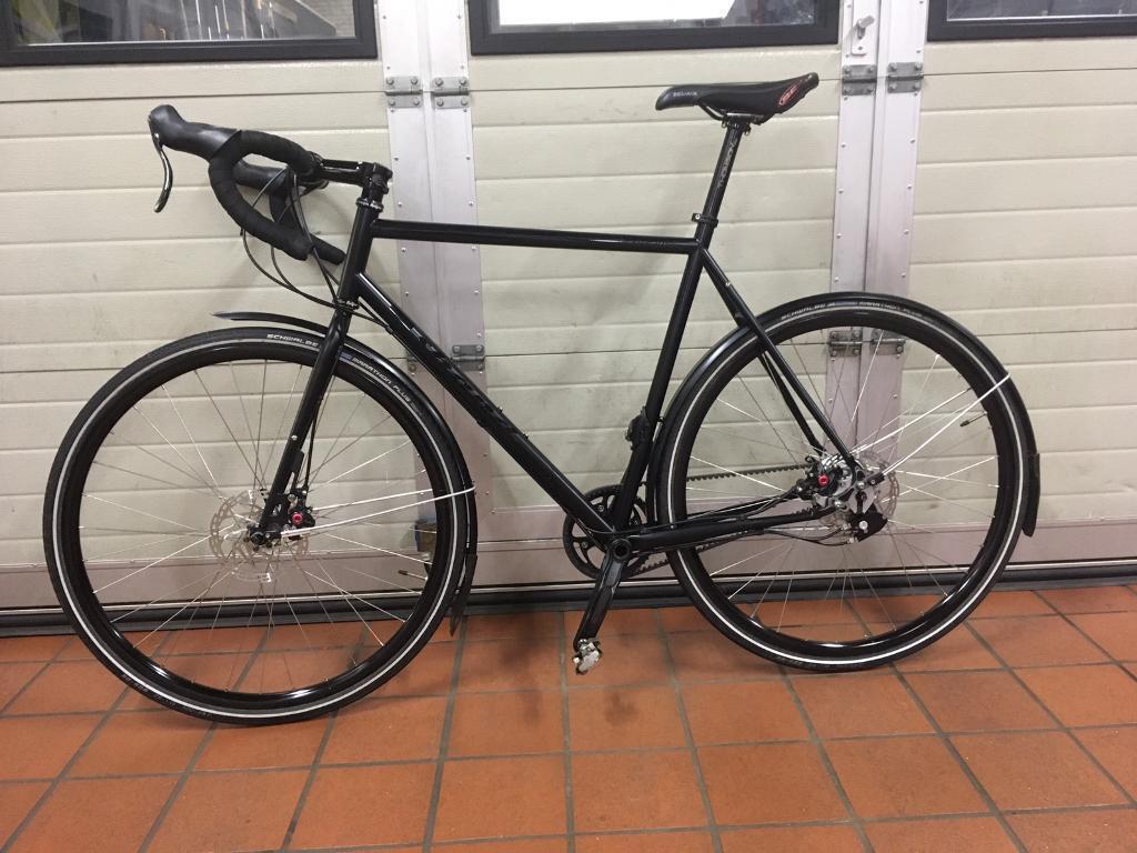 Shand Stoater Rohloff Custom belt drive bike for sale ...