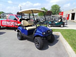 2010 club car Precedent PHANTOM EDITION GOLF CART  48Volt
