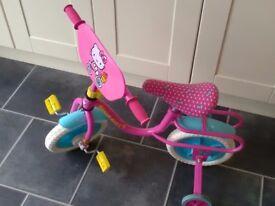 ' Hello Kitty ' Girls bike.