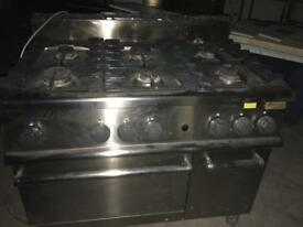 6 ring cooker