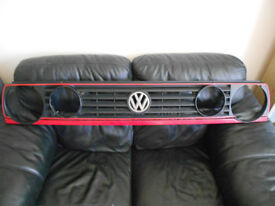 VW MK2 Golf GTI headlight surround/front grille - 99% perfect
