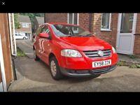 Vw Fox 1.2 Petrol Full History One Owner From New 2008 reg