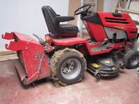 COUNTAX D1850 RIDE ON MOWER