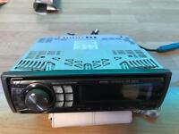 Alpine cde-9881r car stereo iPod / iPhone ready