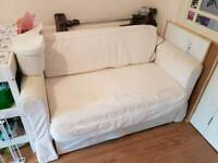 Sofa bed FREE NEED GONE TODAY OR TOMRROW