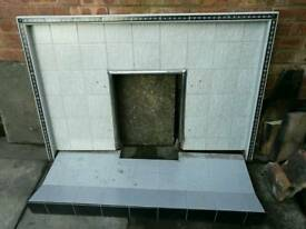 Fireplace open to offers