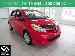 2012 Toyota Yaris AUTOMATIQUE **MAGS**