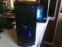 Refurbished Gigabyte AMD A6-6400K 3.9GHZ 60gb ssd Hard Drive Plus 1TB Hard Drive 8GB Ram Memory