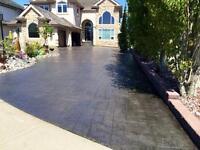 Driveway sealing by STONE SEAL COATINGS inc. edmonton