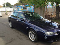 alfa 156 sport wagon drives very good condition fsh recent cambelt NEEDS ALTERNATOR