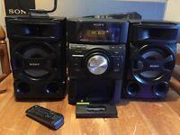 Sony MHC-EC69i Mini Hi-Fi System.
