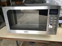 DELONGI COMBINED OVEN/MICROWAVE/GRILL