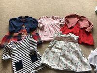 Girls bundle 6-9months