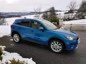 Mazda cx5 2.2 sport nav