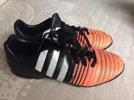 Adidas kids football boots