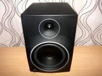 "Mackie MR8 , MR 8 MK3 8"" Full-Range Reference Active Powered DJ Studio Monitors , Speakers."