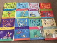 Roald Dahl Bookd