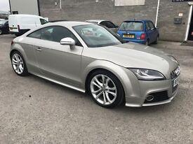 Audi TTS 2.0 TFSI Quattro Six Speed S-Tronic Auto