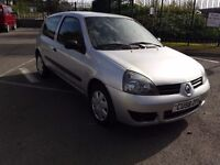 RENAULT CLIO 1.2 CAMPUS ONLY 53000m SERVICE HISTORY IDEAL FOR A FIRST CAR