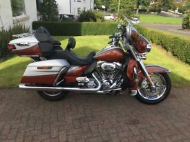CVO ULTRA LIMITED , Immaculate touring