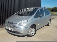 2008 Citroen Xsara Picasso 1.6 HDi Desire 5dr 2 Keys Diesel May PX