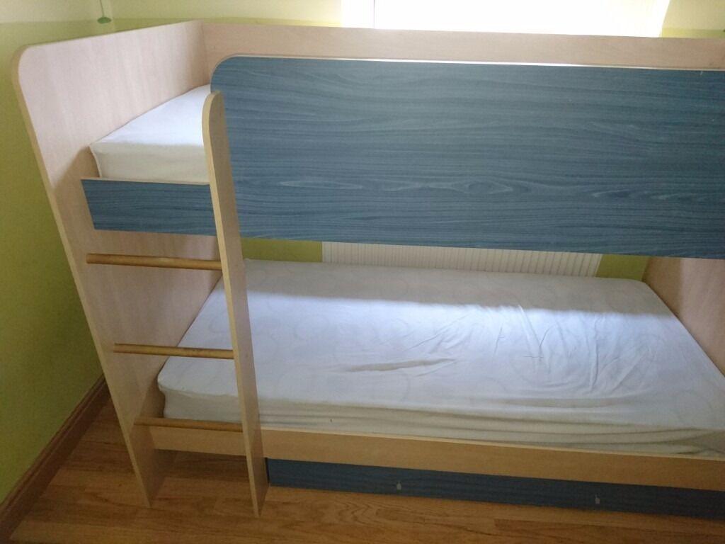 Bunk bed 100 ono in swansea gumtree for Gumtree bunk beds