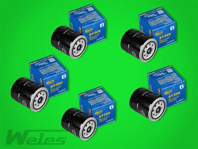 5 x ST309 Kraftstofffilter Dieselfilter MERCEDES W201 190 D W202 W210 W124 Vito