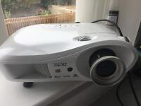 EPSON TW680 HD projector, mint condition