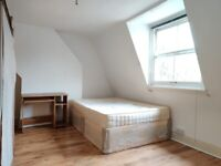TOP FLOOR ROOM, LIMEHOUSE, SHADWELL, LONDON E1, BILLS INC, £600 PCM