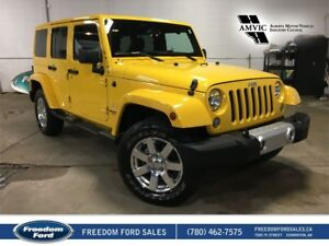 2015 Jeep Wrangler Unlimited Heated Seats, Navigation