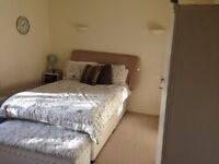 Large double room with En suite available in January